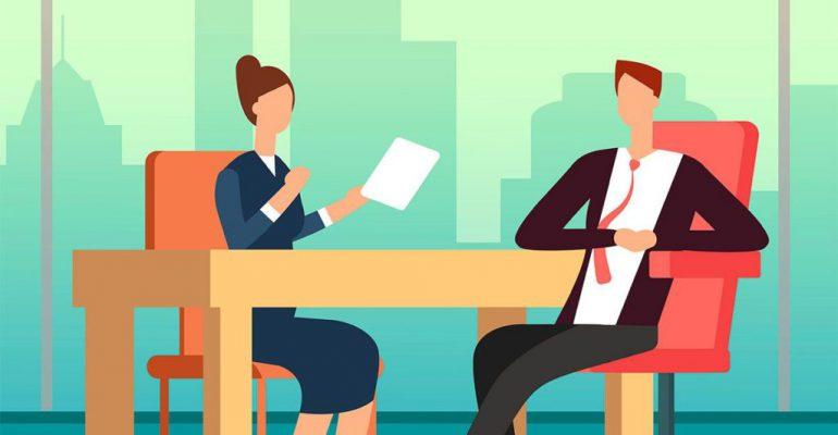 سوالات متداول مصاحبه کاری